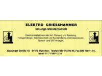 Elektro Griesshammer