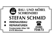 Schreinerei Schmidt